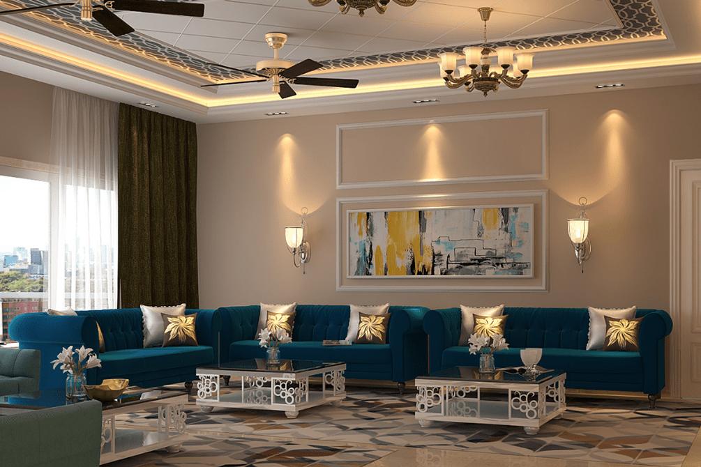 Interior 3D View